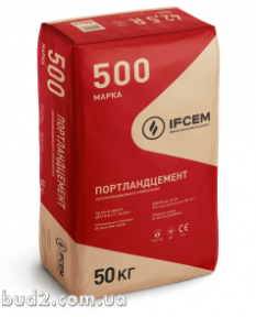 Цемент Ивано-Франковск ПЦ II/А-В-500Р-Н (25 кг)