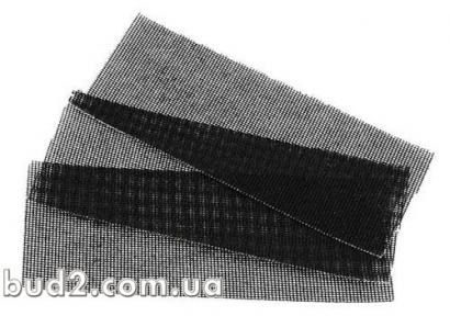 Сетка затирочная 115ммх280мм Р320