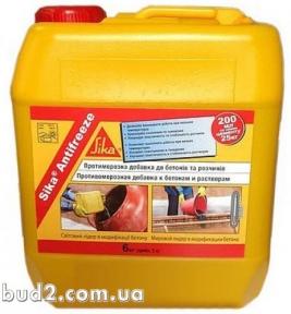 Пластификатор Сика (Sika) AntiFreez 6 кг