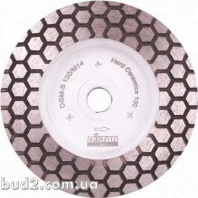 Фреза алмазная DISTAR Hard Ceramics DGM-S 100/М14