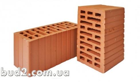 Керамический кирпич(керамоблок) 2НФ М100 250х120х138