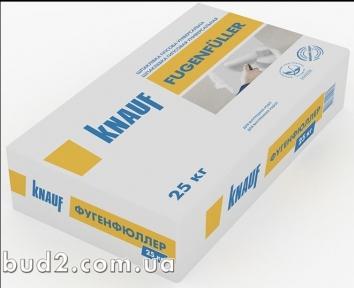 Шпаклевка KNAUF (КНАУФ) Фугенфюллер (25 кг)