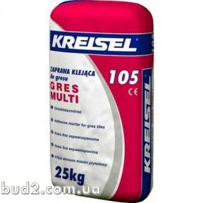 Клей для керамогранита Kreisel (Крайзель) - 105(25кг)