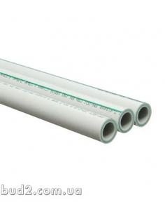 Труба полипропиленовая ASG Чехия HOT Fiber Glass ф20