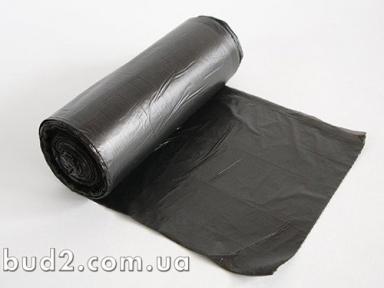 Пакеты для мусора 240л 100смх120см 10шт, черн.