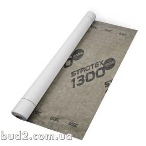 Супердифузионная мембрана Strotex BASIC 115g 1,5х50м (75кв.м./рул)