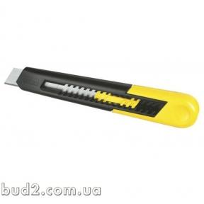 Нож с выдвиг.лезвием и отламыв.сегментами. 18х160мм Стэнли(1-10-151)