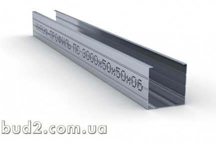 Профиль KNAUF CW-50  3м (0,60 мм)