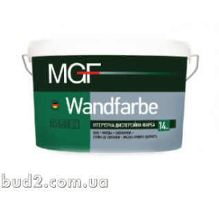 Краска MGF Wandfarbe интерьерная 7 кг