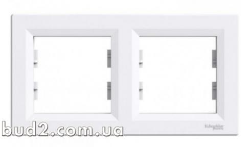 Рамка 2я горизонтальная Schneider Asfora EPH5800221
