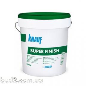 Шпатлевка KNAUF (КНАУФ) Super Finish (Супер Финиш) (25кг)