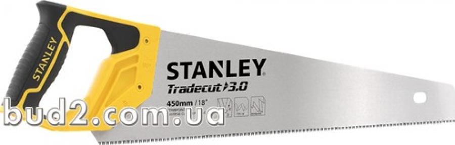Ножовка по дереву, 450мм,7 зубов/1 Стэнли (STHT20354-1)