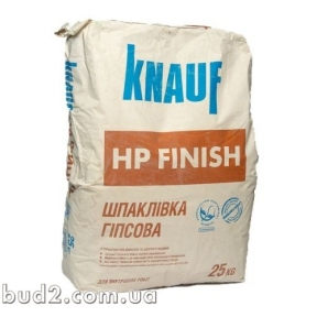 Шпаклевка KNAUF Finish (КНАУФ НР-финиш) 25кг