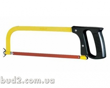 Ножовка по металу, 300мм, пластик. ручка,  Стэнли (1-15-122)