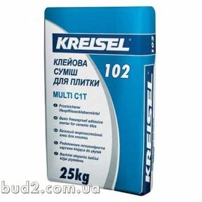 Клей для плитки Крайзель (Kreisel)-102 (ТЕ12) (25кг)