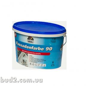 Краска Дюфа FASSADENFARBE фасадная F90 (7кг/5л)