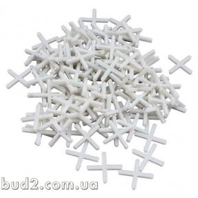 Крестики для глазурованых плиток 1,0мм 150шт