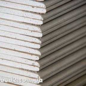 Гипсокартон KNAUF стеновой 2500х1200х12,5