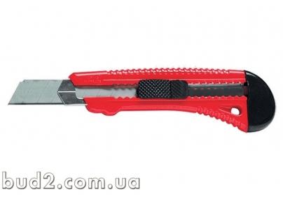 Нож с мет,направ.18мм MTX 789189