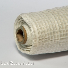 Паробарьер белый АРМИРОВАН. 1,5х50м  (75кв.м)