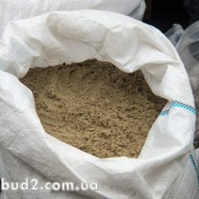 Песок в мешках (42-45 кг)