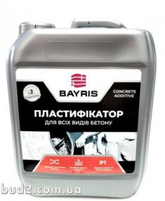 Пластификатор Байрис для всех видов бетона 10л