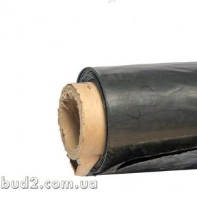 Пленка черная 1,5 м, 150 мк, 50 м