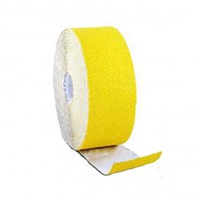 Шлиф.шкурка на бумаге 115ммх50м Р100 жел