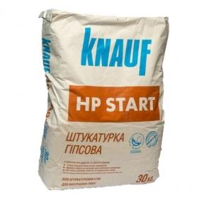 Штукатурка KNAUF (КНАУФ) НР-старт гипсовая (30кг)
