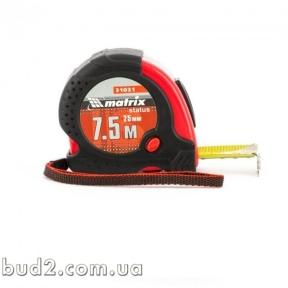 Рулетка MTX супер-магнит 7.5мх25мм (310319)