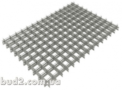 Сетка кладочная усиленая 3,5мм (армопояс) 100х100мм 2х1м
