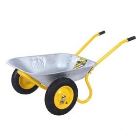 Тачка Будмонстр садовая .2-колесн 75л.130 кг 01-003