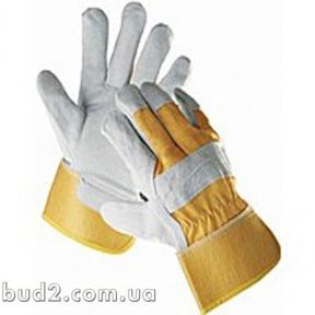 Перчатки замшевые комб. 26смх10,5 (9448321)