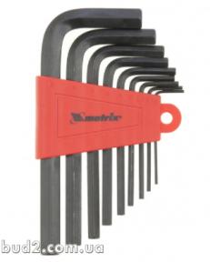 Набор ключей MTX 1,5-10мм 9 шт (112269)