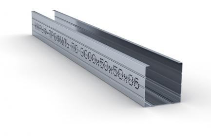 Профиль KNAUF CW-75 3м (0,60 мм)