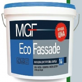 Краска ВД фасад ЕКО MGF 14 кг