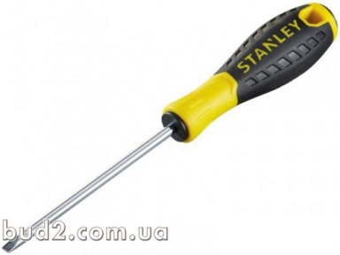 Отвертка плоская SL4х100 мм Стэнли (STHT0-60378)