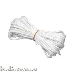 Веревка (шнур для белья) D2,5 мм 20м (69-601)