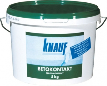 Грунтовка KNAUF (КНАУФ) бетонконтакт 5кг
