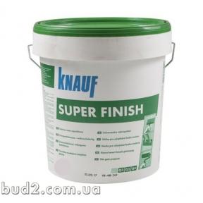 Шпатлевка KNAUF (КНАУФ) Super Finish (Супер Финиш) 25кг