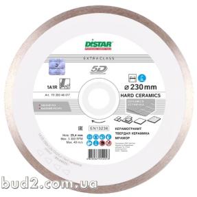 Алмазный диск DISTAR 230x1.6/1.2x10x25.4 Hard ceramics