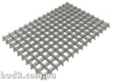 Сетка кладочная усиленая 3,5мм (армопояс) 50х50мм 2х1м