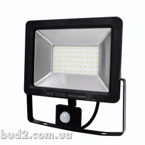 Прожектор LED 30 W с датчиком движ.