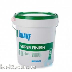 Шпатлевка KNAUF (КНАУФ) Super Finish (Супер Финиш) 28кг