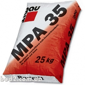 Штукатурка Baumit MPА 35 (25 кг)