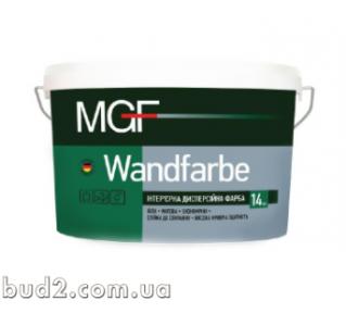 Краска MGF Wandfarbe интерьерная 14 кг
