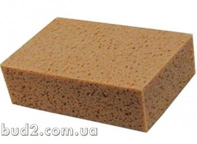 Губка полиуретанювая для затирки плитки 170х110х60 (20V401)