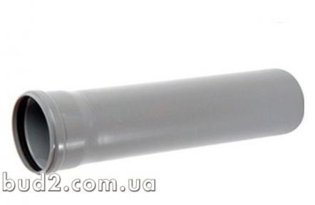 Труба канализационная ПП 50/1,8/1000 3-х шаровая