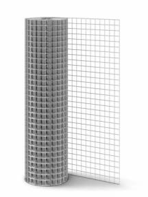 Сетка сварная 25х25х0,7/h1.0 оц.  (30м.кв)