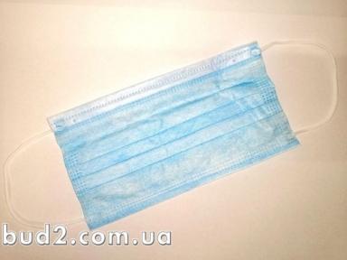 Респиратор маска (синяя)